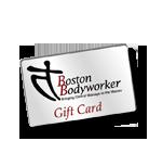 Massage Gift Card Boston