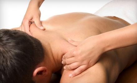 Deep tissue massage Boston