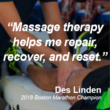 sports massage boston marathon